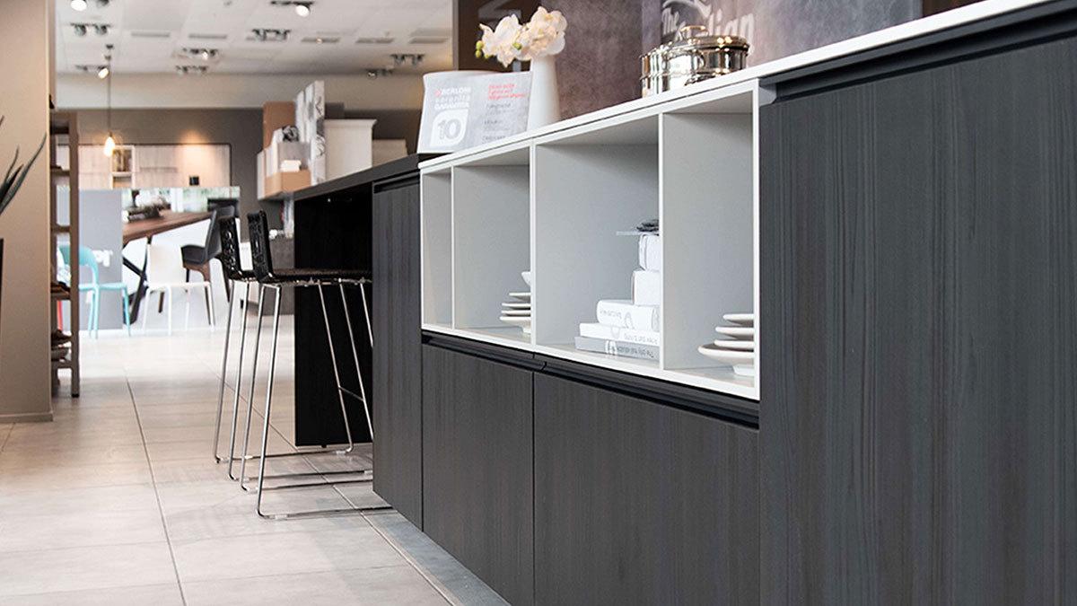 Charisma Berloni La cucina dell'architetto CASA+