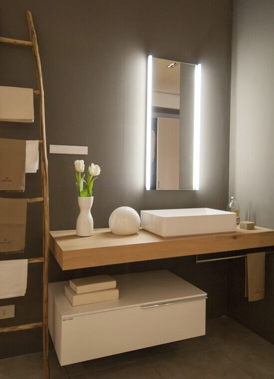 Soluzioni di arredo bagno per bagni moderni e classici - CASA+