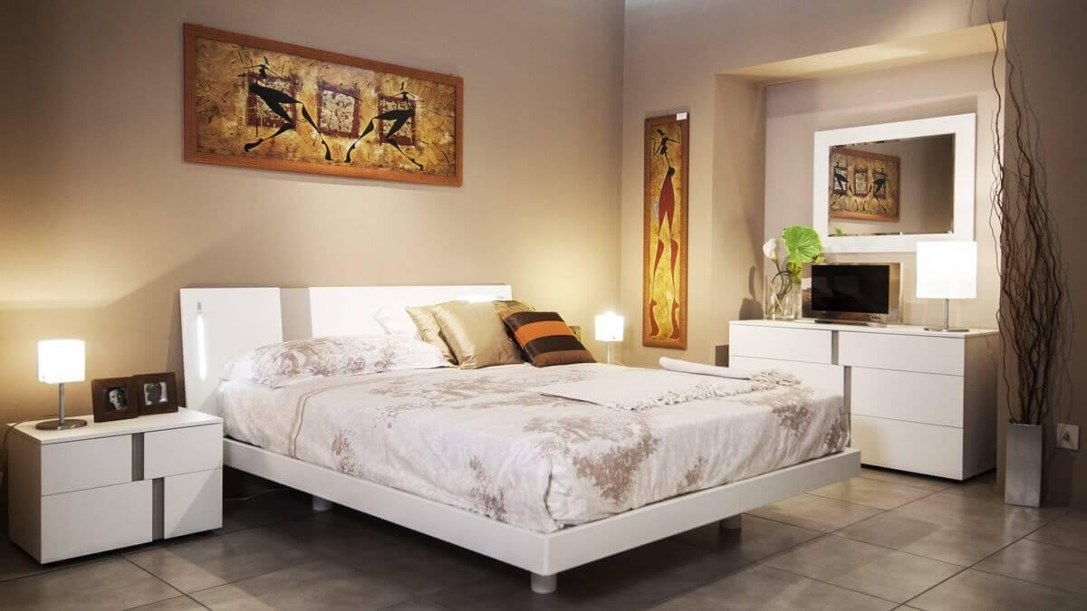 La zona notte: camere da letto, camerette, armadi, comodini ...