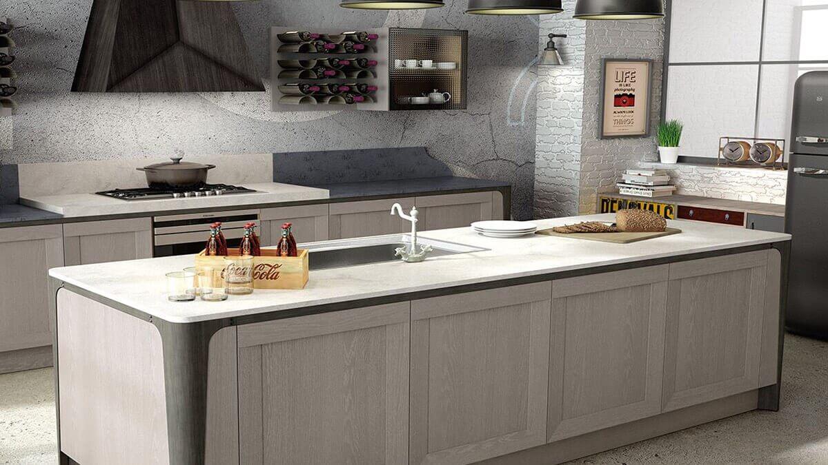I nostri marchi: Berloni Cucine - CASA+
