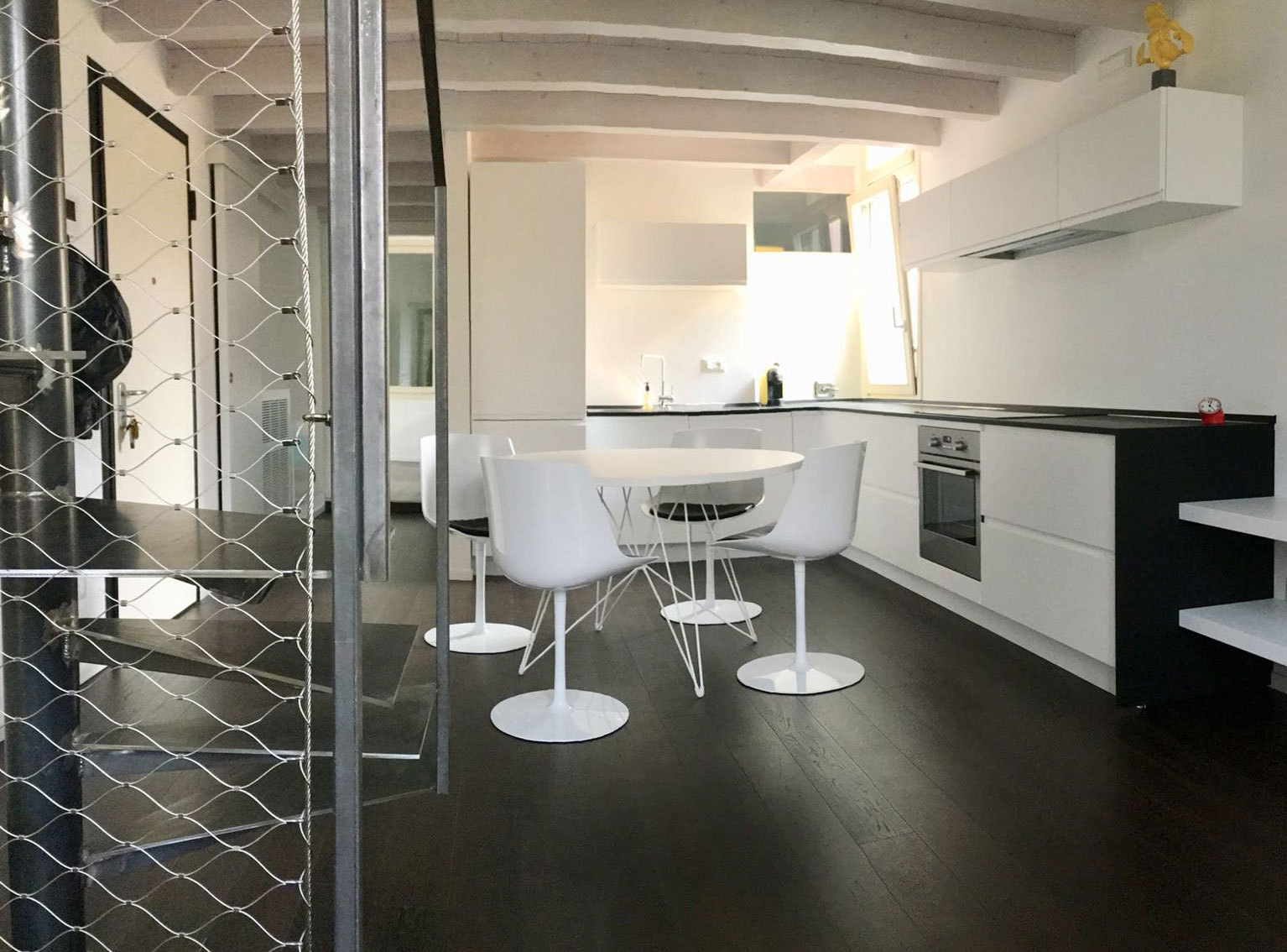 Ristrutturazione appartamento con soppalco a mantova casa - La cucina mantova ...